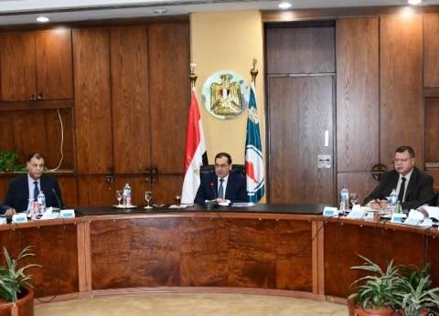 وزير البترول: برامج لتنمية حقول «المتوسط» لزيادة إنتاج الغاز