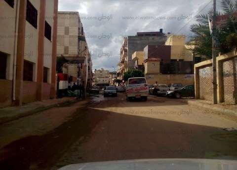 """""""الوطن"""" ترصد وجود سيارة دعاية تابعة لمرشح أمام لجان انتخابية في رشيد"""