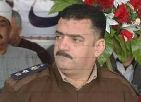 وفاة العقيد أحمد الخلاوي وكيل الحماية المدينة بالدقهلية