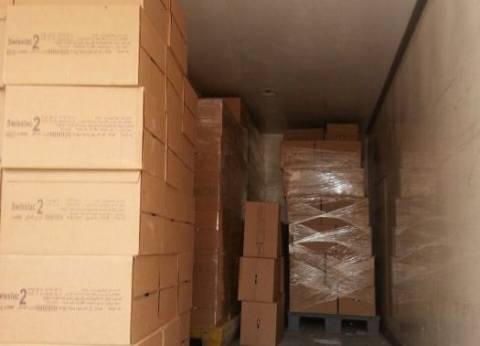 توزيع 10195 عبوة لبن مدعم بمنافذ الإدارات الصحية في الشرقية