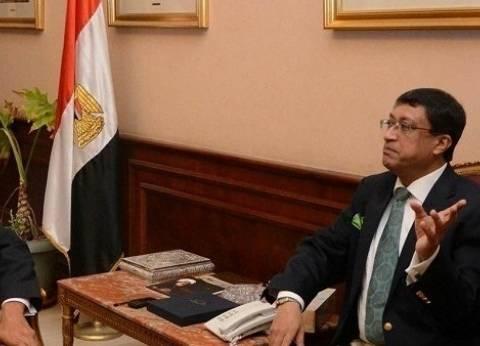"""""""باتاتشاريا"""" ينظم مؤتمرا بهدف دعم العلاقات التجارية بين مصر والهند"""