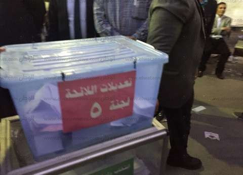 """نتائج فرز صندوقين.. """"أبو شقة"""" يتفوق على """"الخولي"""" في انتخابات """"الوفد"""""""