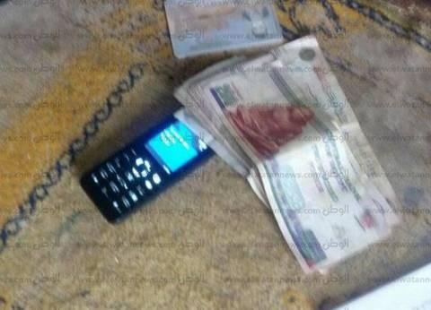 مصرع شخص بحوزته 3 آلاف جنيه في حادث بكفر الشيخ
