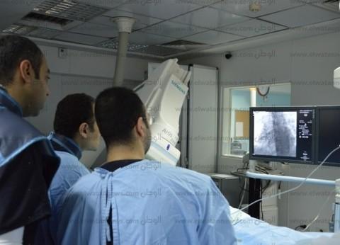 """""""الأورمان"""": إجراء 30 عملية قلب مفتوح وقسطرة علاجية بالدقهلية مجانا"""
