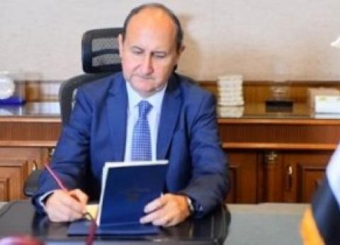 وزير التجارة والصناعة يصل القاهرة قادماً من العاصمة السودانية الخرطوم
