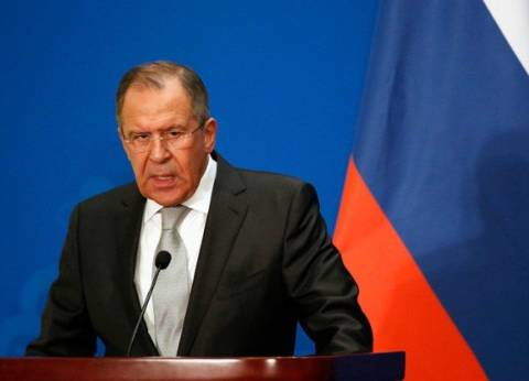 لافروف: لا بد من بدء العملية السياسية في سوريا لوقف إطلاق النار
