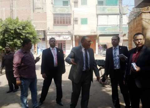 محافظ الشرقية يوجه بفتح حديقة عامة بشارع الشهيد طيار بالزقازيق