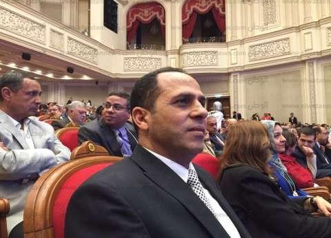 رئيس جامعة دمنهور يشهد فعاليات اليوم الثاني لمؤتمر مصر للتميز الحكومي