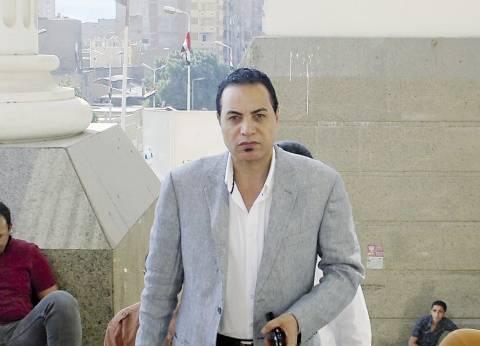 """جمال عبدالرحيم: تلقي طلبات الترشح لانتخابات """"صحفيين الإسكندرية"""" السبت"""