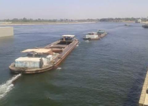 رئيس النقل النهري : الاهوسة الملاحية جاهزة لاستقبال السلع الاستراتيجية