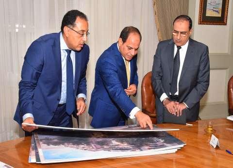 """وزير الإسكان: حلم""""العاصمة الإدارية"""" بدأ منذ مايو 2016"""