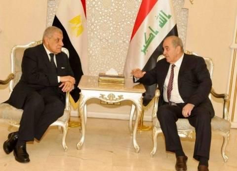 """محلب أول مسؤول عربي وأجنبي يزور الموصل بعد تحريرها من """"داعش"""""""
