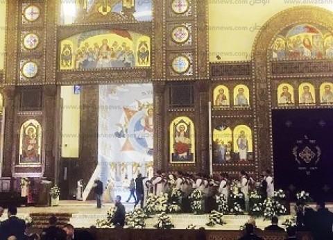 «السيسى» يفتتح مسجد وكنيسة العاصمة الإدارية.. والأذان يعانق ترانيم عيد الميلاد