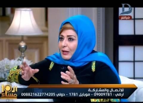 """سهير رمزي عن """"قصر العشاق"""": عجبتني شخصية الراقصة المعتزلة"""