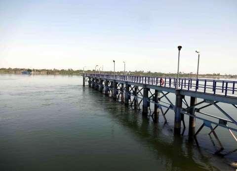 """المياه الارتوازية تواجه """"السدة الشتوية"""" في سوهاج"""