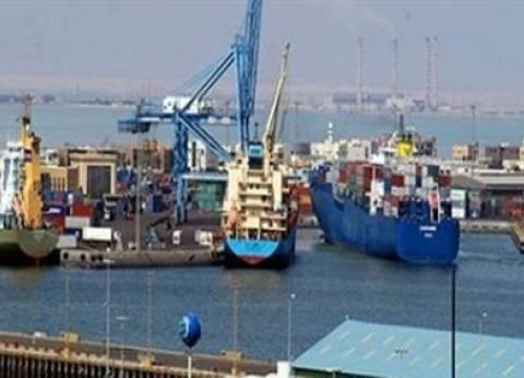 """ميناء الزيتيات يستقبل 5 آلاف طن """"بوتاجاز"""""""
