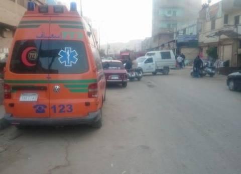 حريق محدود في غرفة كنيسة في نجع حمادي