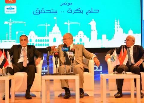 وزير التنمية المحلية يتابع تنفيذ المشروعات الكبرى بمحافظة الإسماعيلية