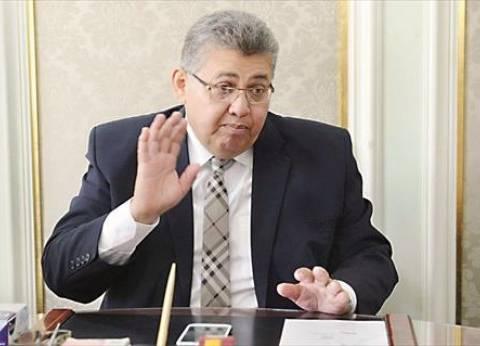 وزير التعليم العالى: لا يوجد ما يقلق «هيئة التدريس»