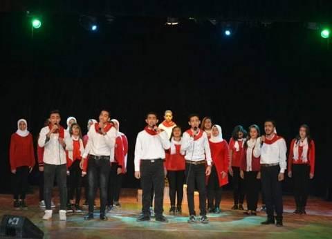 محافظ البحر الأحمر يشهد حفل الأنشطة الطلابية بقصر ثقافة الغردقة