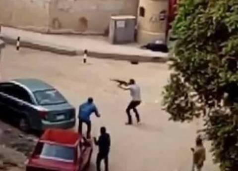 12 فيديو تلخص لحظات الهجوم على كنيسة مارمينا بحلوان