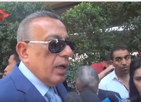 """أزمة بـ""""الإدارة المحلية"""" بين مرتضى منصور ومحافظة الجيزة بسبب """"النهري"""""""
