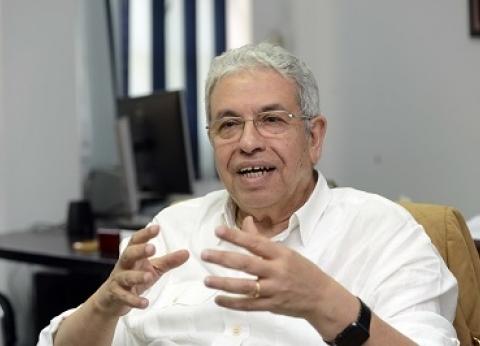 عبدالمنعم سعيد: الحروب الأهلية تهدد دول المنطقة وكلمة السيسي حاسمة
