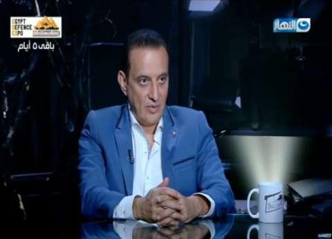 """طارق علام يحكي قصة """"الطفلة والمحكوم عليه بالإعدام"""""""