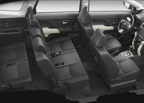 «تويوتا إيجيبت» تطلق «راش» Rush الجديدة فى السوق المصرية.. السيارة الرياضية (SUV) متعددة الاستخدامات ذات السبعة مقاعد