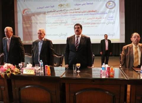 """رئيس جامعة بني سويف: نخطط لبناء مستشفى جديد لـ""""الطب البيطري"""""""