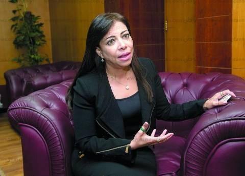 """وزيرة الاستثمار تنعى شهداء """"الكاتدرائية"""": الإرهاب الأسود لن يثني عزيمتنا"""