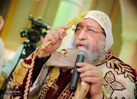 """البابا تواضروس: الحزن على شهداء """"الكنيسة البطرسية"""" يتقاسمه كل المصريين"""