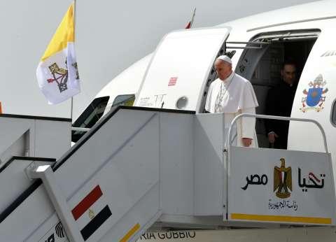 بالفيديو| كيف تابعت إذاعة الفاتيكان زيارة البابا فرنسيس إلى مصر؟
