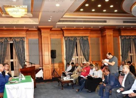 محافظ أسوان يشيد بجهود مجلس النواب