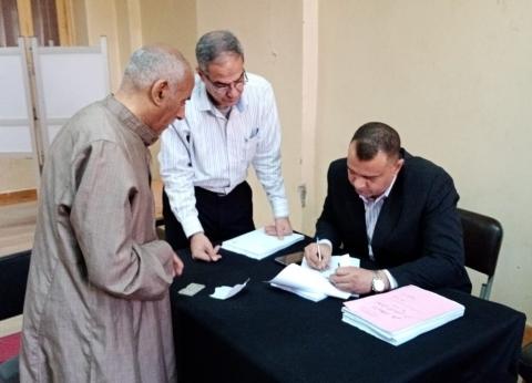 اللجان تفتح أبوابها لاستقبال الناخبين بسوهاج