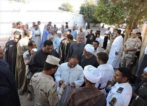 توافد الناخبين على لجان الغربية قبل بدء المواعيد الرسمية وسط تعزيزات أمنية