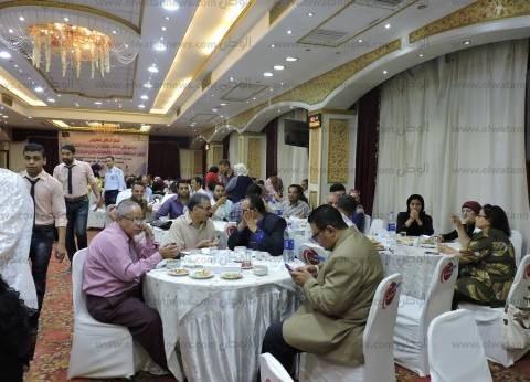 """""""إنجيلية"""" بني سويف تنظم حفل إفطار جماعي على هامش ختام مشروعاتها"""