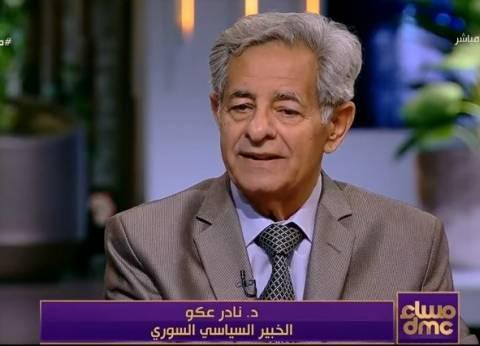 مفكر سوري: العدوان الثلاثي على سوريا يشبه مثيله على مصر