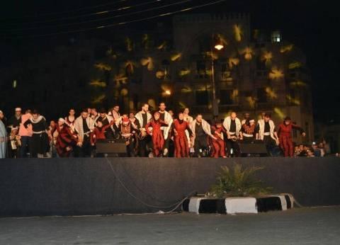 استمرار احتفالات يوم التراث العالمي بمصر الجديدة