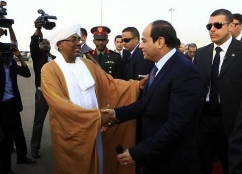 عاجل| الرئيس السيسي يصل إلى مطار الخرطوم