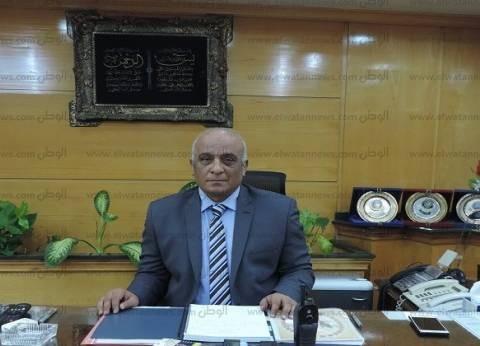 مدير أمن البحيرة يتفقد إدارة قوات الأمن بدمنهور