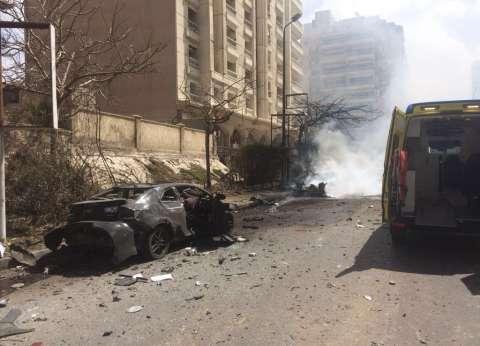 النائب عاصم مرشد يدين تفجير الإسكندرية ويؤكد: مصر لن تنكسر أبدا