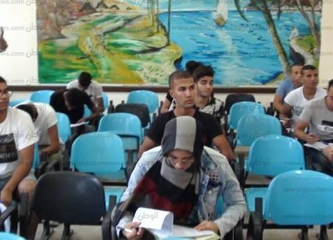 47 طالبا بجنوب سيناء يتقدمون لاختبارات الالتحاق بكلية التربية الرياضية