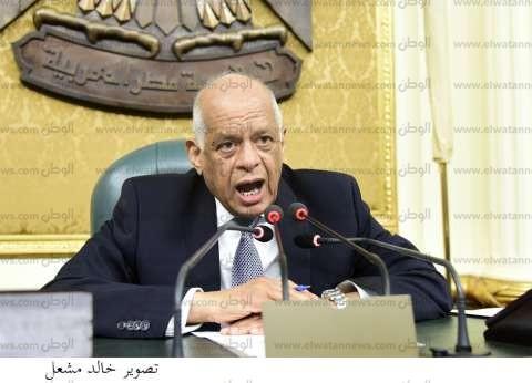 """""""عبدالعال"""" يوجه التحية للجيش والشرطة لدورهم في تأمين اللجان الانتخابية"""