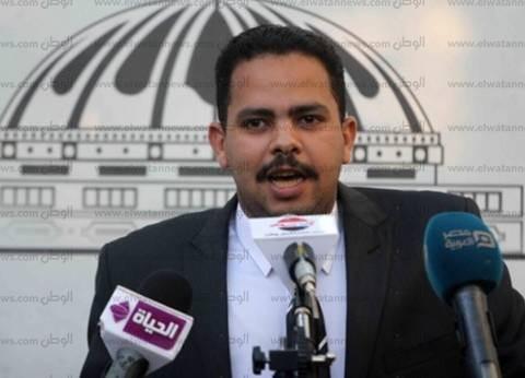 """""""مستقبل وطن"""" ينعى شهداء رفح.. ويؤكد: تعمير سيناء الحل الأمثل"""