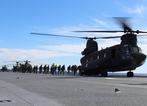 """خبير عسكري: تدريب """"ميدوزا-7"""" في غاية الأهمية لاشتراك اليونان وقبرص"""