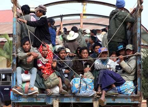 """بان كي مون يعرب عن قلقه من استخدام الدين لـ""""أهداف سياسية"""" في بورما"""