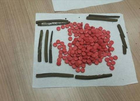"""حبس عاطل بتهمة الاتجار في الأقراص المخدرة بـ""""عين شمس"""""""