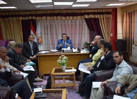تعليم جنوب سيناء يستعد لبدء امتحانات الفصل الدراسي الثاني