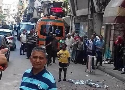 مصرع عامل بمجلس مدينة شبين الكوم صدمته سيارة أثناء تقليم الأشجار